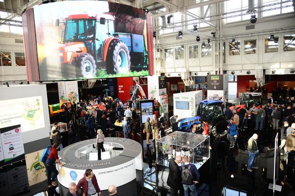 Calendario Fiere Agricole 2020.Eima International 2020 Esposizione Internazionale Di